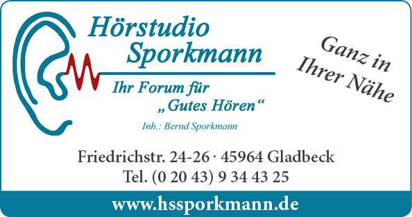Hörstudio Sporkmann