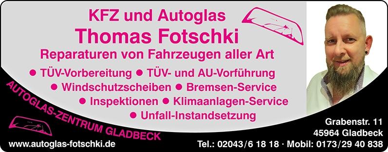 KFZ und Autoglas Fotschki